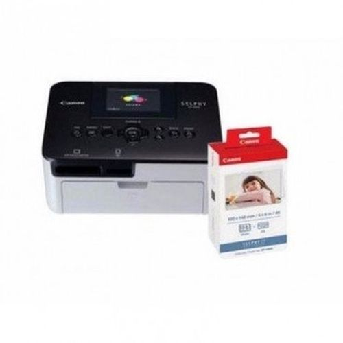 Selphy CP1000 Photo Printer & Selphy Paper/Ink Set Combo