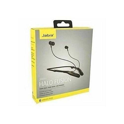 HALO FUSION Wireless Bluetooth Neckband Earpiece