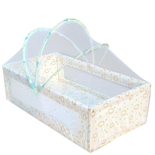 Hiamok_Dtrestocy Universal Baby Cradle Bed Mosquito Nets Summer Baby Arched Mosquitos Net
