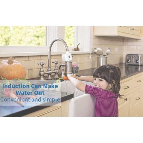 KCASA Smart Infrared Sensor Faucet Water Purifier Kitchen Water Dechlorinator