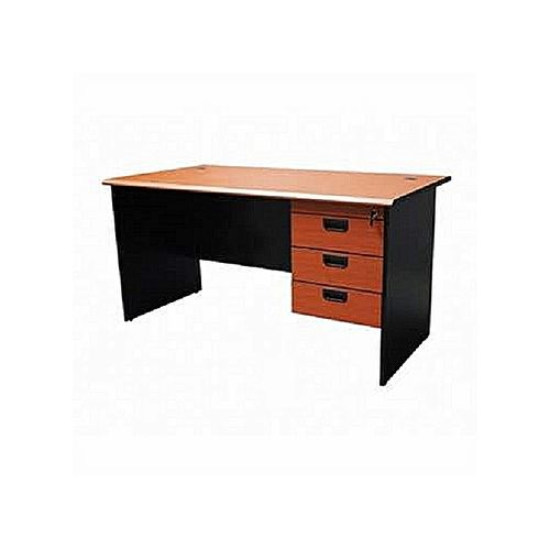 Office Table Standard Quality (black Leg)
