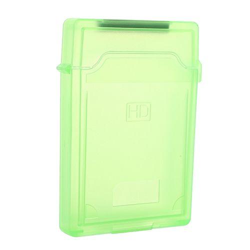 Hard Disk Cartridge Hard Disk Case Fashion 5 Color ABS 2.5 Inch Portable Mobile Hard Disk