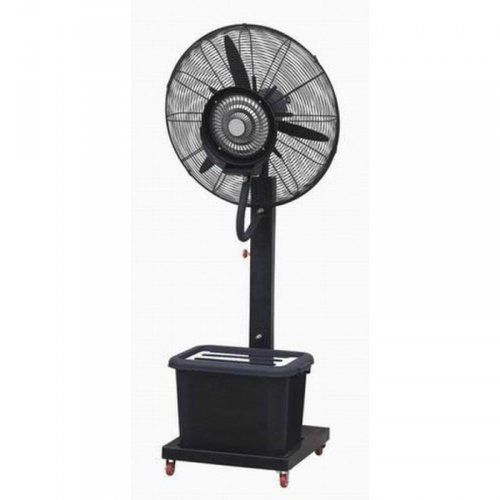 26 Inch Industrial Standing Water Mist Fan
