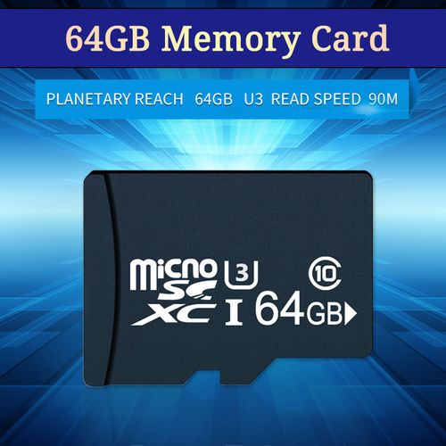 64GB Memory Card Sd Card Micro Driving Recorder Digital Storage For PC