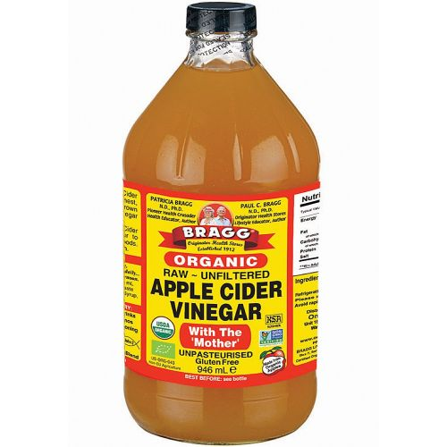 Apple Cider Vinegar (raw/unfiltered) With ' The Mother' 946ml