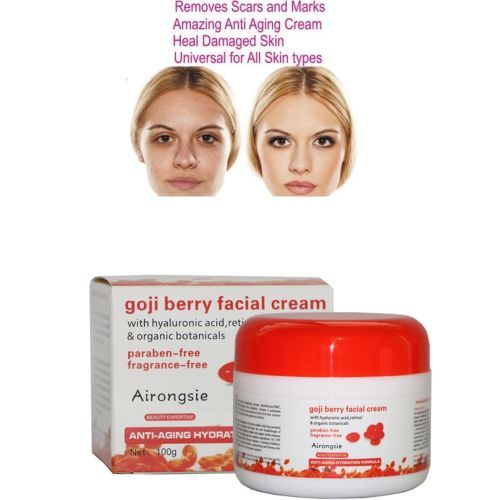 Berry Anti Wrinkles, Anti Aging And Anti Scars Face Cream