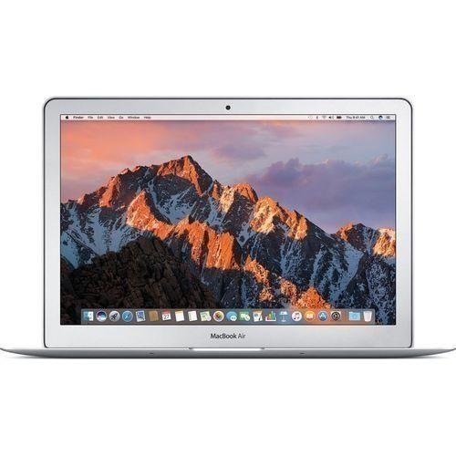 """Macbook Air 13.3"""" Intel Core I5 1.8GHz (256GB,8GB) 2017 Edition - Silver"""