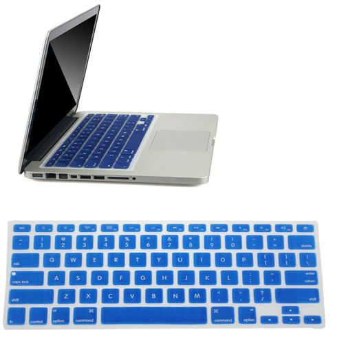 Silicone Keyboard Skin Cover For Apple Macbook Pro Air Mac Retina 13.3 NY