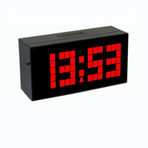 Multifunctional Digital Clocks Wake Up Light In The Bed Room