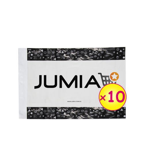 10 Small Jumia Branded Fliers (299mm x 311mm x 52mm) [new design]