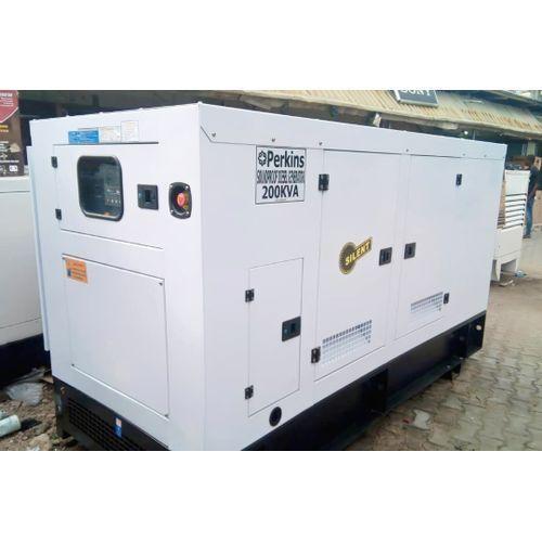 200 KVA Perkins Sound Proof AGO Generator