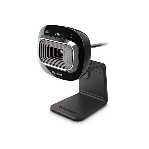 Microsoft Lifecam HD 3000 WebCam (Approved For WAEC,NECO & JAMB Reg)