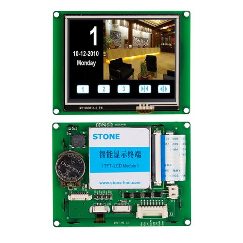 Embedded LCD Module 3.5 Inch Programmable Display