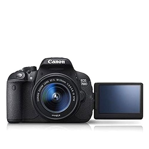 EOS 700D Digital SLR Camera With 18-55mm
