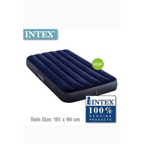 SINGLE PERSON INFLATABLE DURA-BEAM® AIRBEDS With Pump