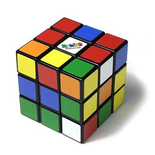 KIDS & ADULTS EDUCATIONAL RUBIX CUBE PUZZLE - Multicolour