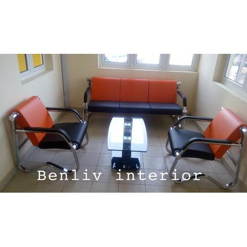 5 Seater Leather Sofa Office Chair( Lagos Order Only)