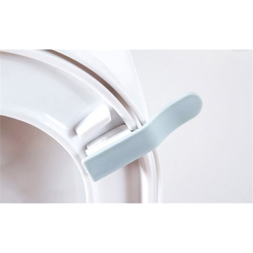 Toilet Seat Cover Convenient Seat Device Avoid Touching Lifter For Bathroom