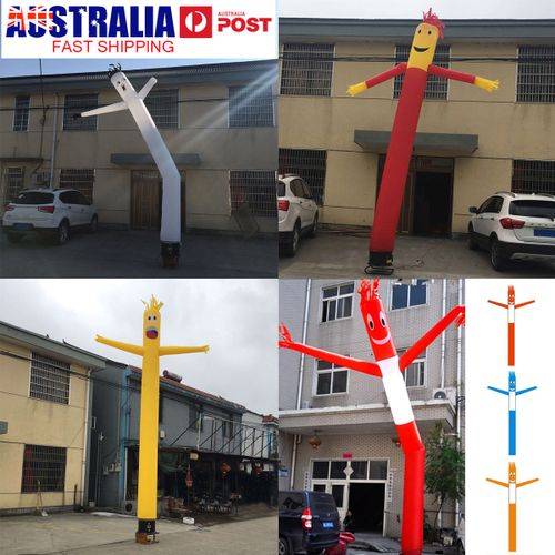 20ft Inflatable Advertising Air Wind Dancer Tube Puppet Sky Flag Wavy Man Dancer