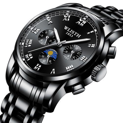 Men's Wrist Watch Daily Waterproof Quartz Watch