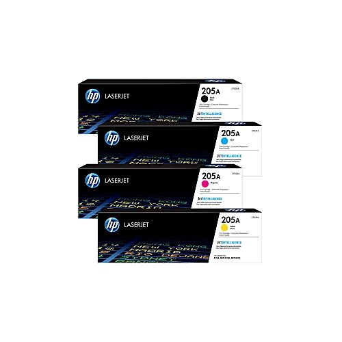 205A LaserJet Toner Cartridge (All Colour)