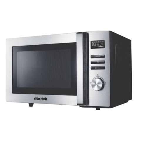25 Litres Stainless Steel Microwave Oven With Inner Grill