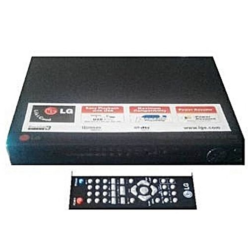 LG Powerful DVD Player ..Very Strong..