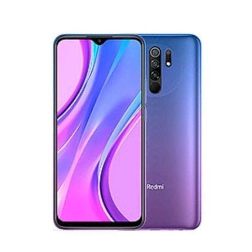 Redmi 9, 6.53-Inch 4GB RAM, 64GB ROM Android 10 (13MP + 8MP + 5MP + 2MP) + 8MP 4G Dual SIM - Sunset Purple