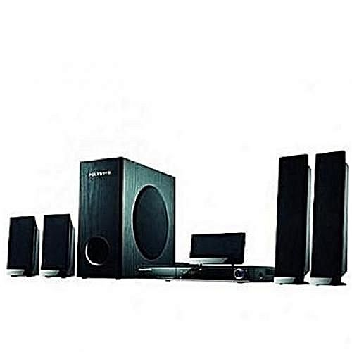 Polystar Bluetooth DVD Home Theatre With HDMI- Pv-BK722C