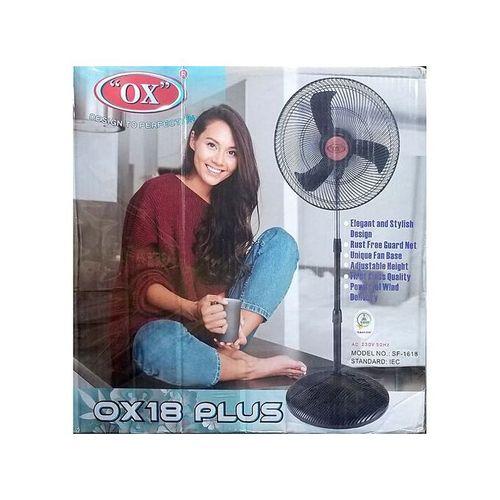Ox Plus 18inch Standing Fan