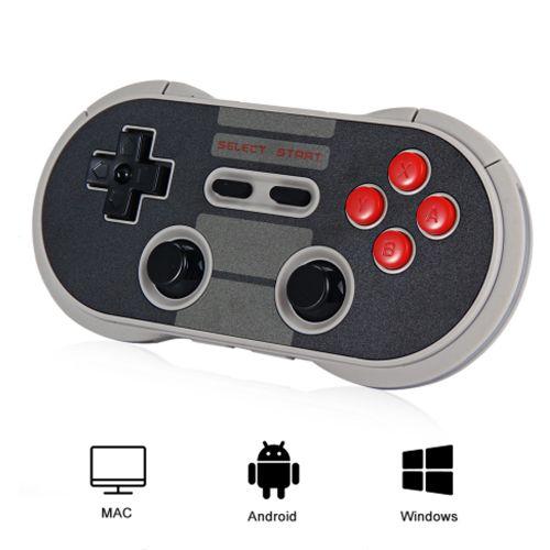 8Bitdo NES30 Pro Wireless Gamepad Bluetooth/USB Controller Dual Classic Joystick For Android,Windows,Mac OSX,Switch
