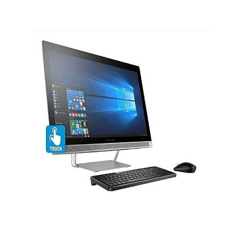 Pavilion All-in-One – Intel Core I3, 6GB RAM, 1TB HDD, 23.8-inch Touch Display, Windows 10