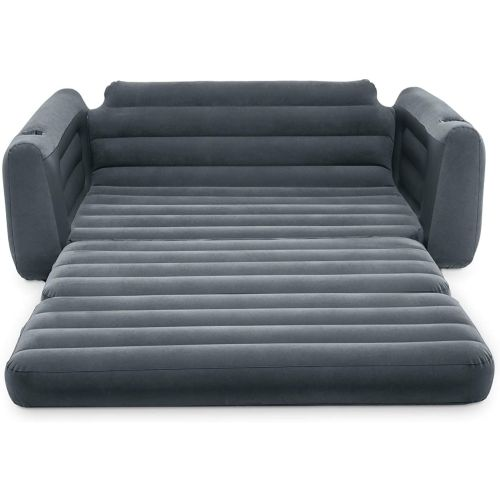 Two Person Inflatable Pull Out Sofa Bed