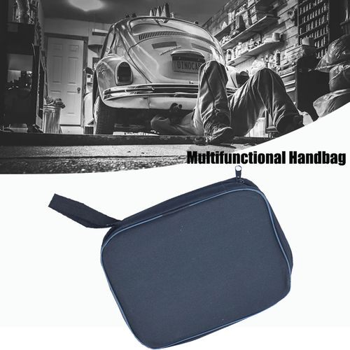 Zipper Tool Bag Pouch Organize Storage Small Parts Tool