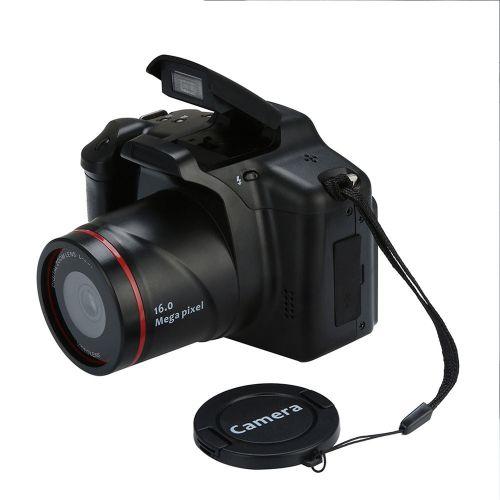 Portable Digital Camera Camcorder Full HD 1080P Video Camera 16X Zoom AV Interface 16 Megapixel CMOS Sensor KANWORLD