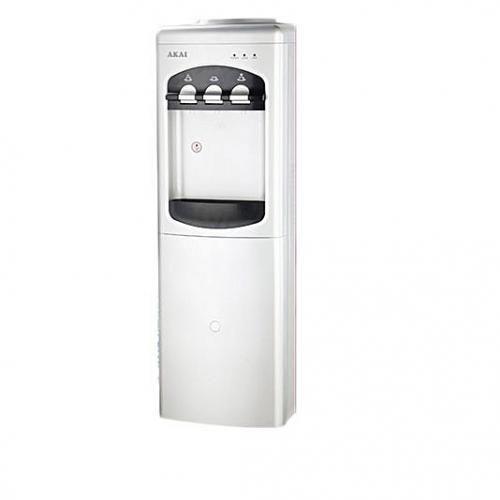 3 Taps Water Dispenser With In-Built Fridge