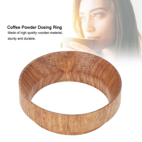 58mm Dosing Ring Profilter For The Brewing Bowl Of Coffee Powder For The Espresso Tool