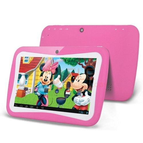 2019 New Educational Learning Android Kid Tablet With Free Standing Case