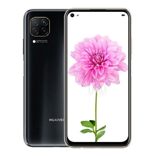 P40 Lite 6.4-Inch (6GB RAM + 128GB ROM) Android 10, (48MP + 8MP + 2MP + 2MP) + 16MP Dual SIM - Midnight Black