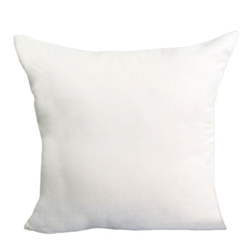 Mohap Set Of 2- Gray Pillowcases 65X65Cm Pillowcase With Microfibre Zipper White