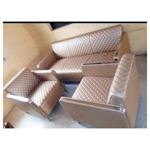 Upholstery 5 Seater Leather Sofa Chair(5 STAR)