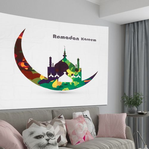 Tapestry Wall Muslim Ramadan Blanket Tapestry Home Decor