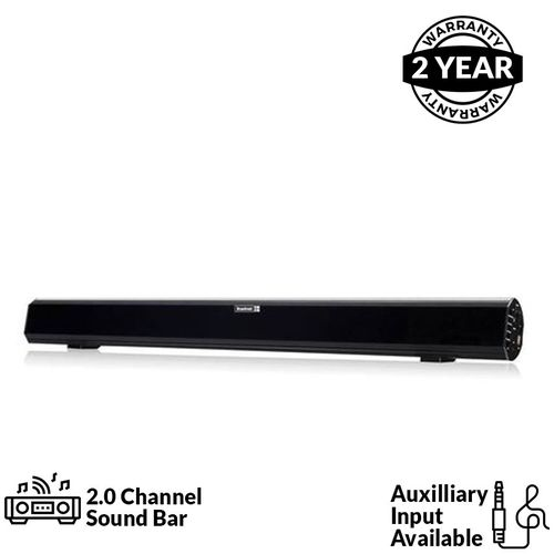 SFSB3000C/ LY-S201 Sound Bar- Black