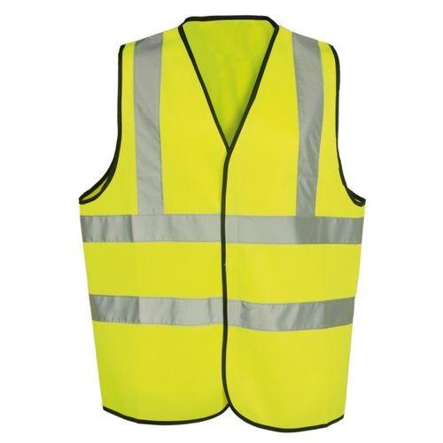 Reflective Safety Vest-Lemon