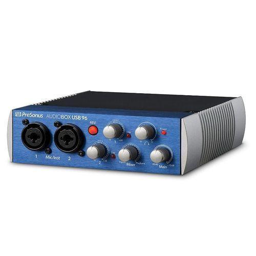AudioBox USB 96 2x2 USB Audio Interface.