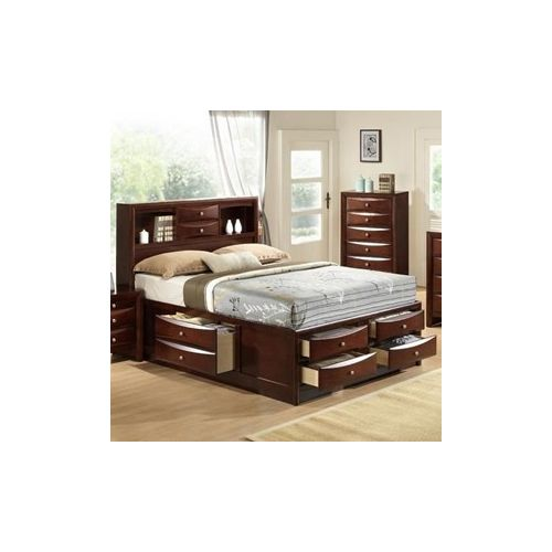 Exotic Functional Bed Set( 6by6/6by7) + Chest Drawer + Side Drawer