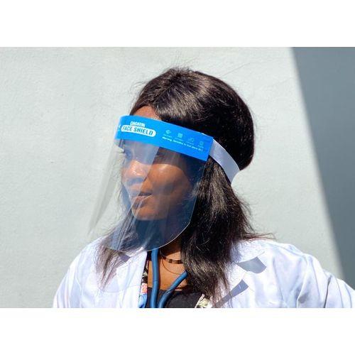 Oil Splash Proof Dust Face Protective Facail