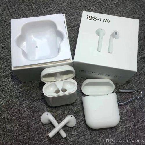 I9S Slim TWS Dual Bluetooth Wireless Earbuds