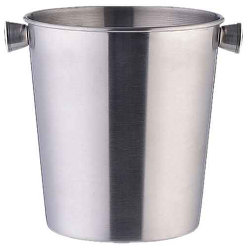 Stainless Steel Bar Ice Bucket Portable Stainless Steel Bar