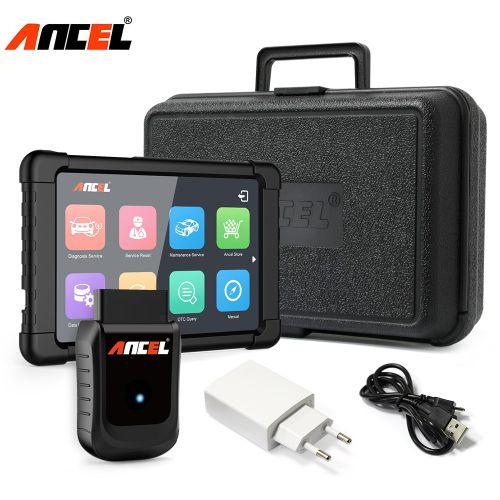 Generic Obd2 Diagnostic Tool Ancel X5 Plus Odb Wifi Car
